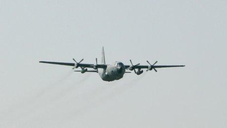 Транспортный самолет ВВС Индонезии разбился на новоиспеченной Гвинее