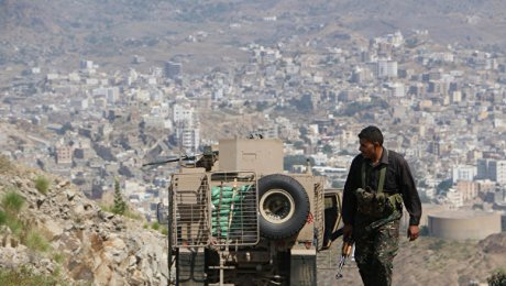 В итоге теракта вЙемене погибли 30 военнослужащих