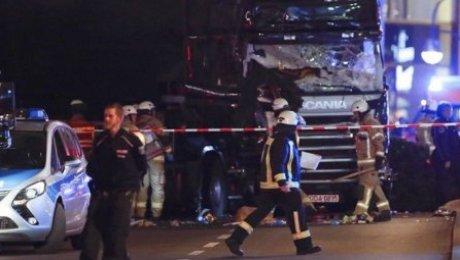 Мой шофёр немог данного сделать— владелец грузового автомобиля, протаранившего толпу вБерлине