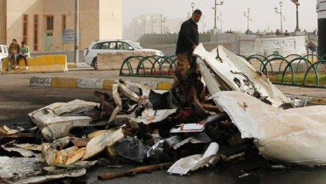 ВИраке уштаб-квартиры курдской партии прогремело два взрыва