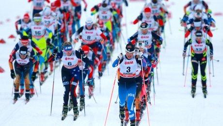 Международная федерация лыжного спорта отстранила шесть россиян от состязаний