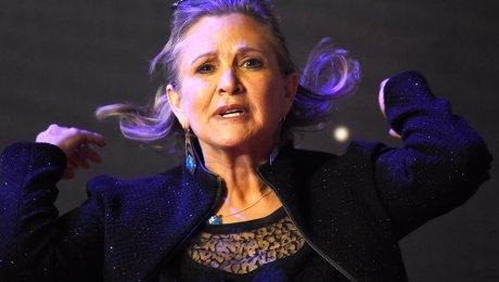 Скончалась звезда саги «Звёздные войны» Кэрри Фишер