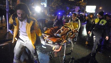 Вглобальной web-сети обнародовано видео расстрела гостей ночного клуба вСтамбуле