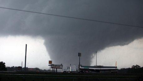 Жертвами торнадо вСША стали 4 человека