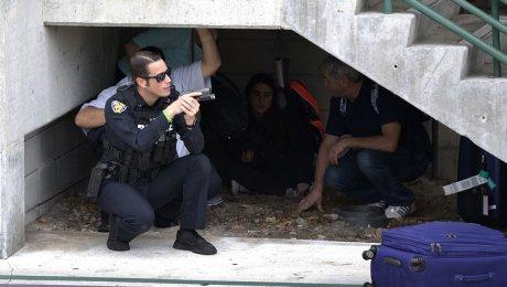 Мужчина ваэропорту Флориды стрелял иззадекларированного оружия
