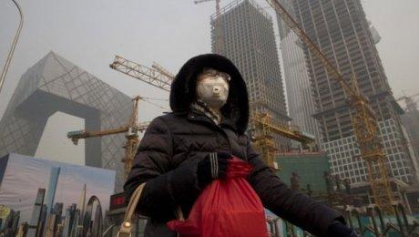 В милиции Пекина появился спецназ для борьбы сосмогом