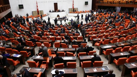 Парламент Турции принял впервом чтении законодательный проект опрезидентской форме правления