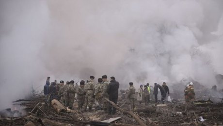 Наместе крушения Boeing под Бишкеком отыскали 31 тело