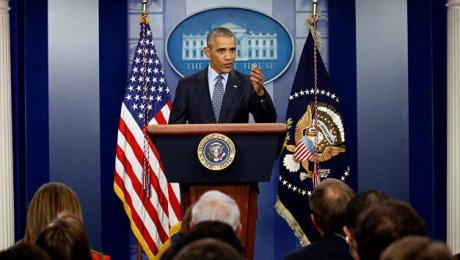 Песков: русские власти никогда недопускали личных выпадов вадрес Обамы