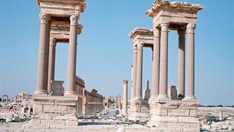 Исламские боевики изгруппировки планируют убить культурное наследство Пальмиры— МОРФ