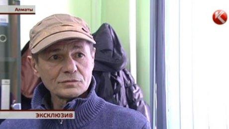 У бомжующего в Алматы именитого гимнаста обнаружились две квартиры