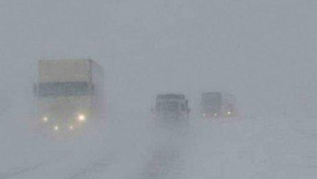 Несколько участков республиканских иместных дорог закрыты вКостанайской области