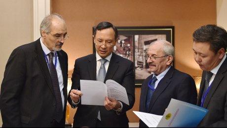 МИД Казахстана: руководство Сирии иоппозиция настроены насодержательные переговоры