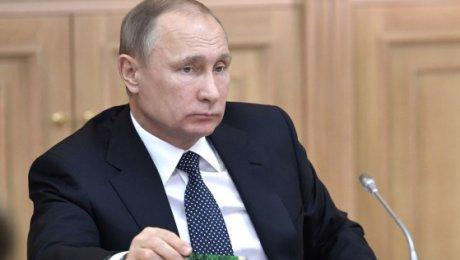 Стало известно, что Путин пожелал студентам и учителям вТатьянин день