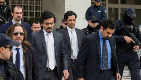 Верховный суд Греции отказал вэкстрадиции бежавших изТурции военных