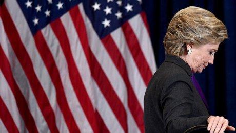 Клинтон поддержала протесты против указа Трампа омигрантах