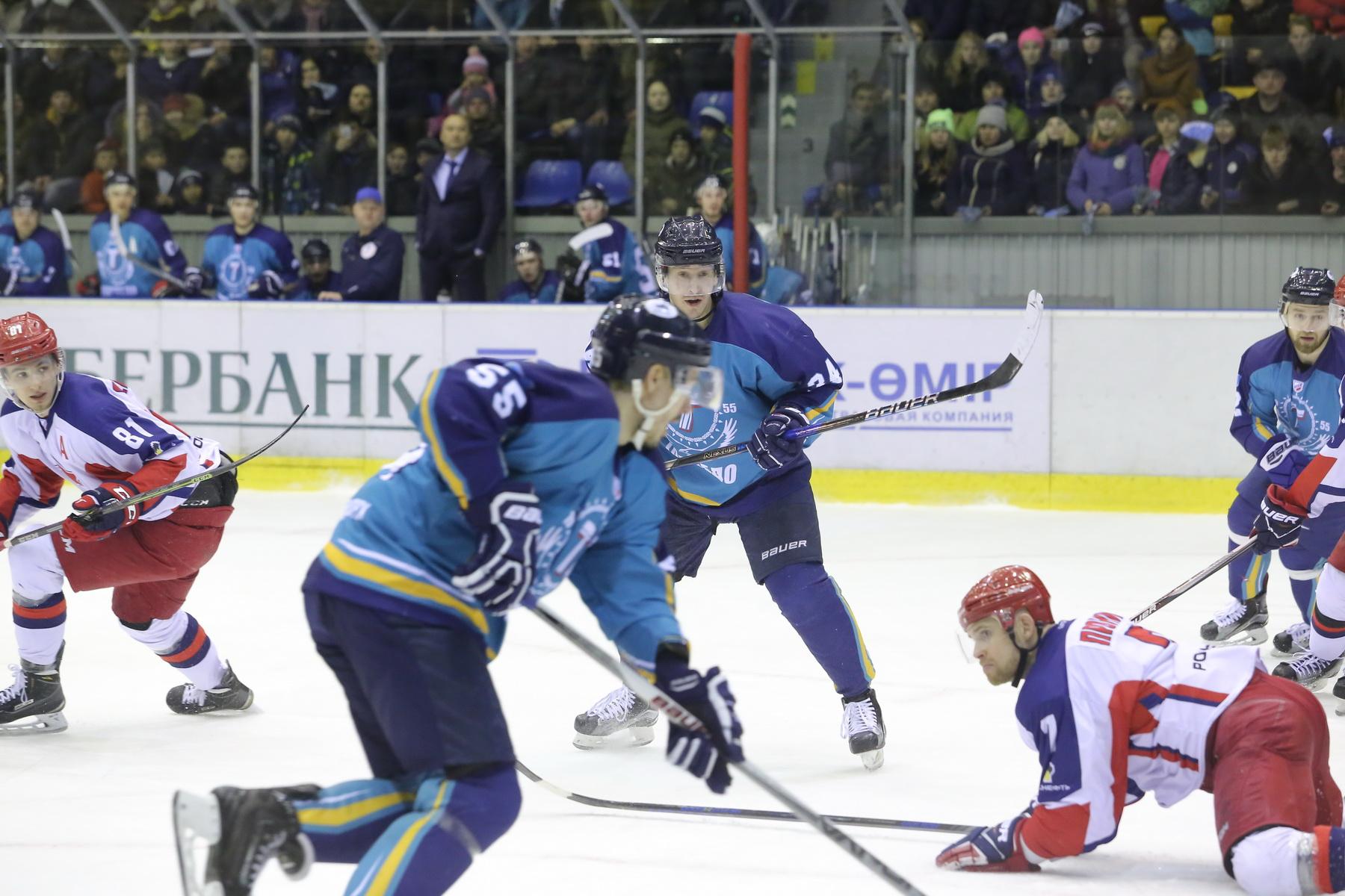 Усть-каменогорское «Торпедо» выиграло стабильный чемпионат ВХЛ