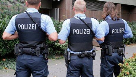 ВоФранкфурте-на-Майне проводят контртеррористическую операцию
