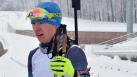 Еремин одержал победу бронзу мужского спринта вбиатлоне— Универсиада