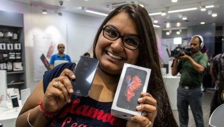Apple может начать производство Iphone вИндии уже летом