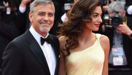 Джордж иАмаль Клуни ожидают двойняшек