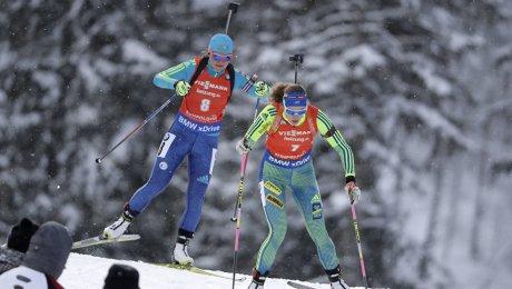 Все допинг-пробы казахстанских биатлонистов оказались негативными