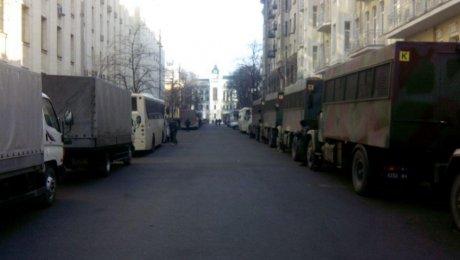 Сторонники блокады «Л/ДНР» сообщили опланах поставить палаточный городок вцентре украинской столицы