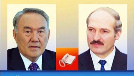 Президенты Республики Беларусь иКазахстана обсудили перспективы ЕАЭС