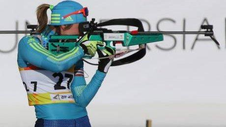 Вишневская выиграла женский спринт Азиады