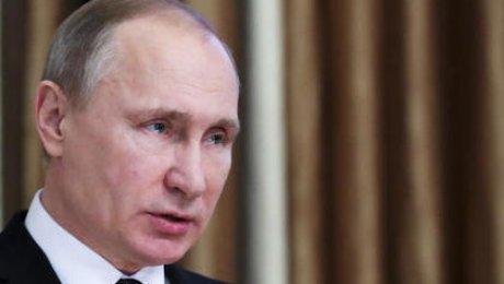 Путин: Северный флот нанёс серьёзный ущерб боевикам вСирии