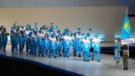 Казахстан занял четвертое место в медальном зачете Азиады-2017