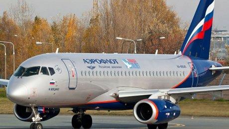 Самолет «Аэрофлота» вернулся ваэропорт Цюриха из-из возгорания вдвигателе