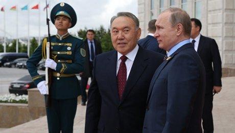 Путин поведал о позитивном воздействии Казахстана наход переговоров поСирии