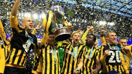 Аршавин одержал победу Суперкубок Казахстана всоставе «Кайрата»