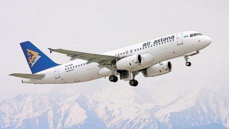 Неполадки в двигателе: Летевший из Алматы в Уральск самолет «Эйр Астана» совершил экстренную посадку в Актобе
