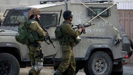 Террорист открыл огонь посолдатам ЦАХАЛа
