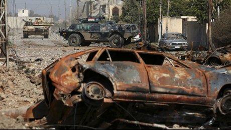 Иракская армия выбила боевиков ИГИЛ изздания руководства — Штурм Мосула