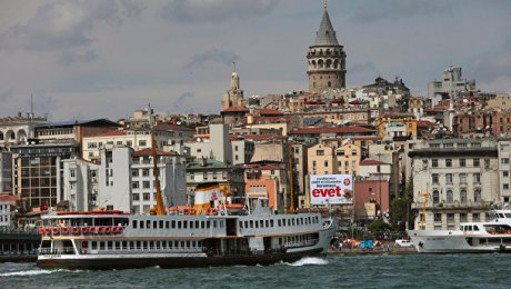 ВСтамбуле настуденток впроцессе празднования 8марта напала группа неизвестных