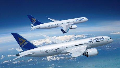 «Эйр Астана» назвала последние инциденты со своими самолетами случайностью
