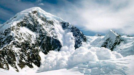 Сегодня изавтра вАлматы сохраняется опасность схода лавин