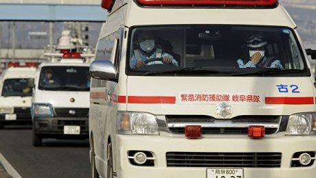 Шесть японских школьников погибли под снежной лавиной