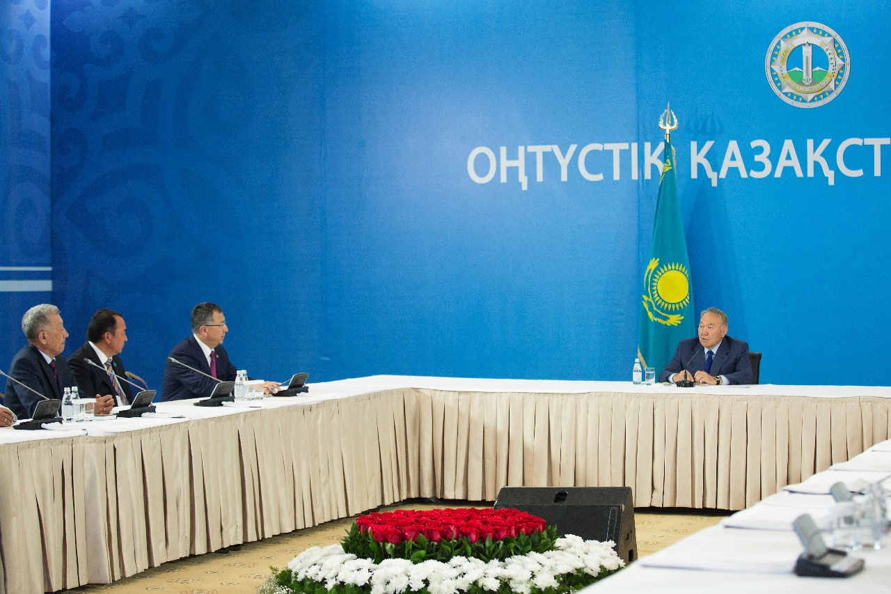 После перехода налатиницу Казахстан незабудет российский язык— Назарбаев