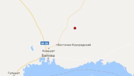 ВКазахстане случилось землетрясение