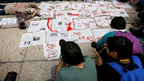 После убийства журналиста вМексике закрыли газету