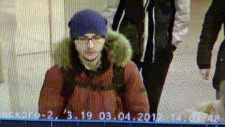 ВПетербург прибыли родственники предполагаемого террориста