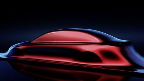 Представлен рендер Mercedes S-Class