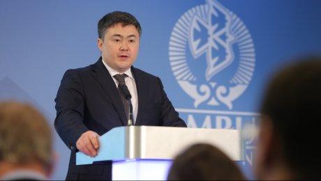 Сулейменов рассказал в Лондоне о привлекательности Казахстана для вложений