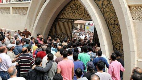 Среди жертв ипострадавших при теракте вЕгипте украинцев нет,— МИД