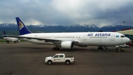 В МИР РК обеспокоены участившимися аварийными посадками самолетов Air Astana