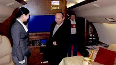Аблязов покупал самолеты на украденные средства БТА Банка